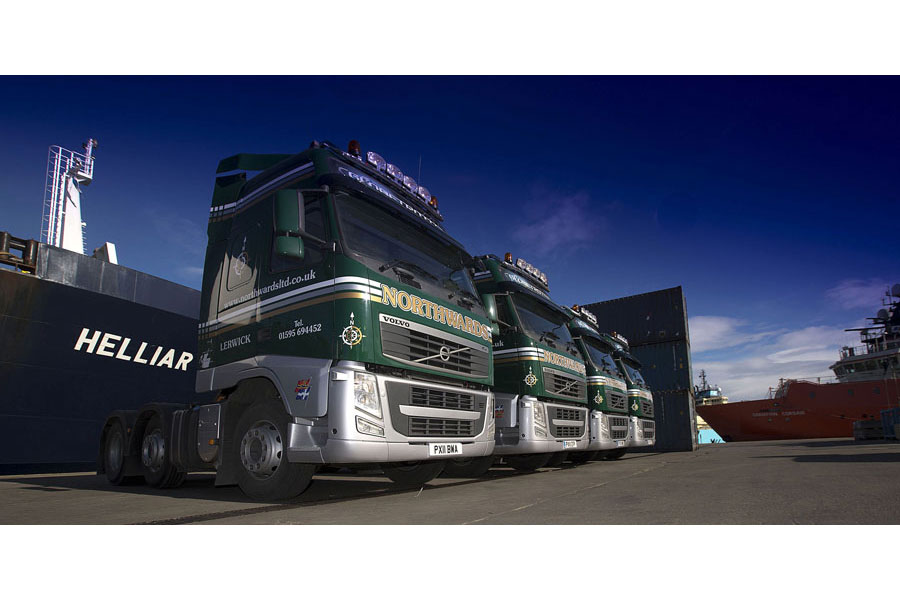 Transport, Haulage and Logistics Photographer