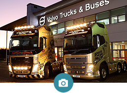 Transport & Haulage Photographer Glasgow
